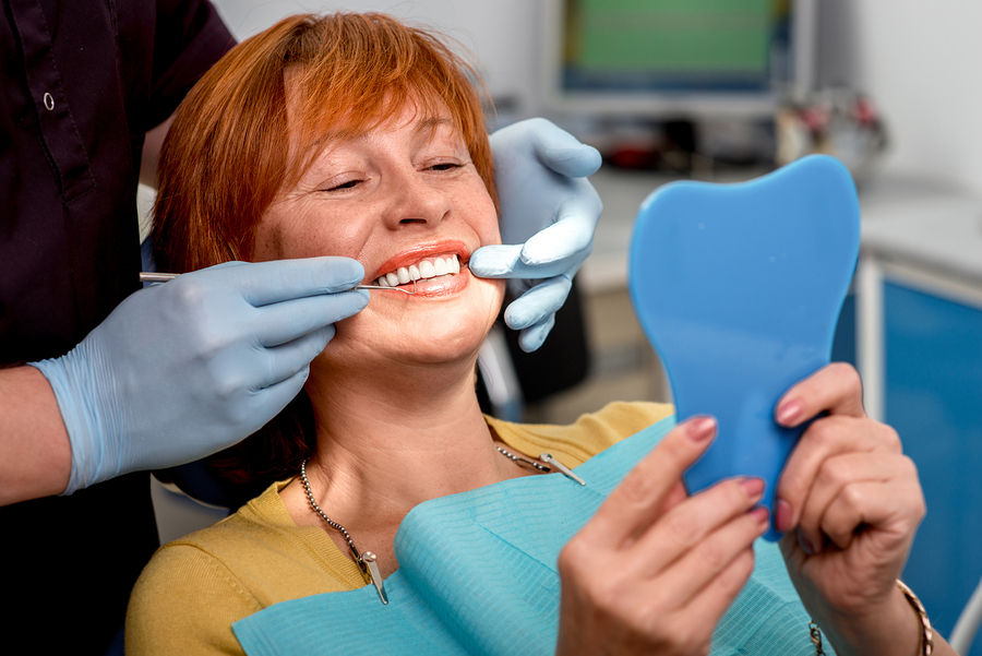 What are some advantages of getting immediate dentures in Ellsworth, ME?